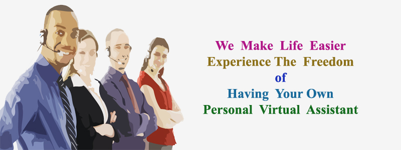 Personal Virtual Assistant Service Provider